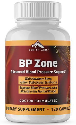 BP Zone | Advanced Blood Pressure Support