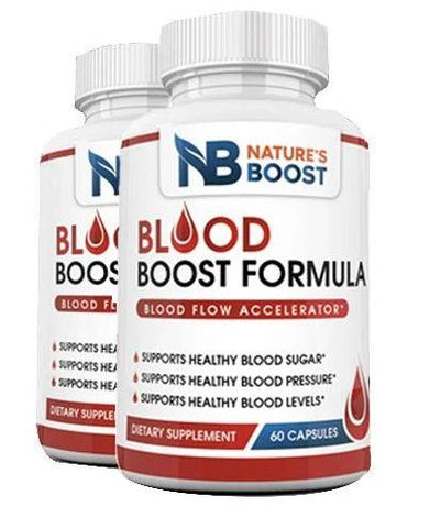 Blood Boost Formula | Natures Blood Boost Formula