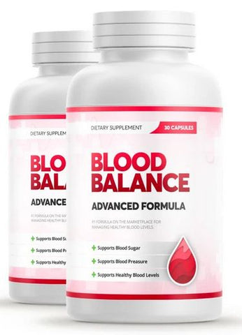 Blood Balance Advance Formula | Natural Blood Boost Formula