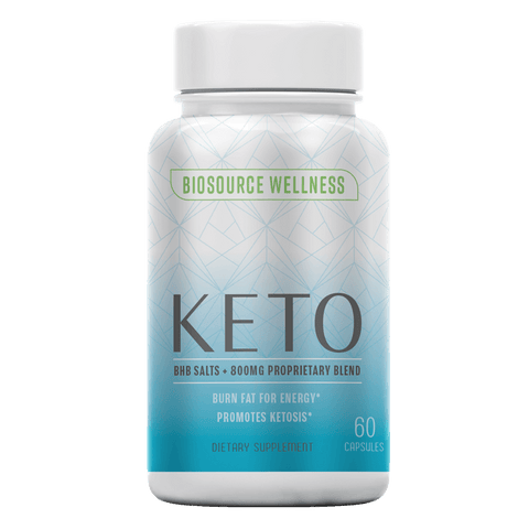 Biosource Wellness Keto