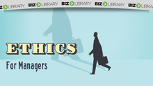 Charger l'image dans la galerie, Ethics for Managers