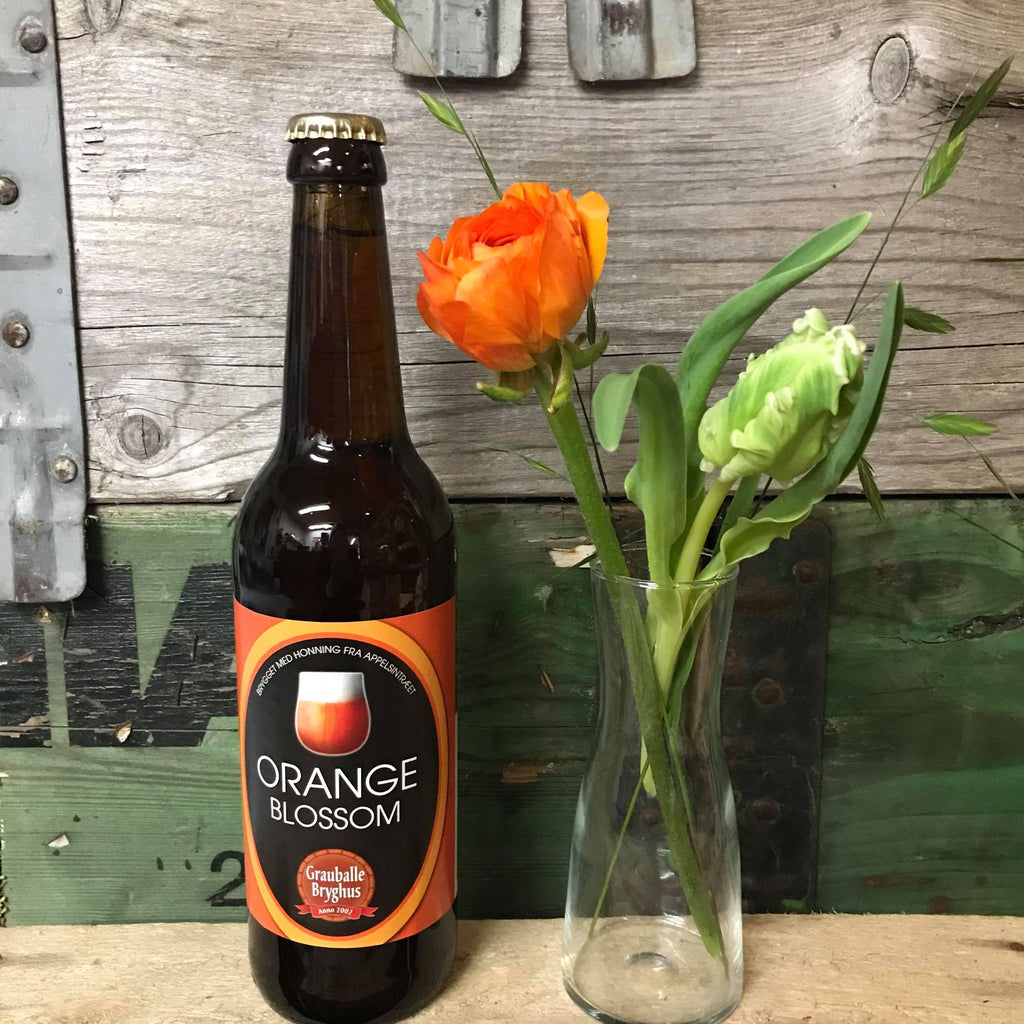 GRAUBALLE BRYGHUS - ORANGE BLOSSOM