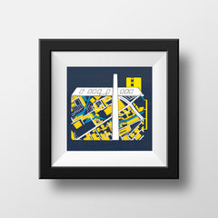 Ancoats Cotton Mill - Matt Print