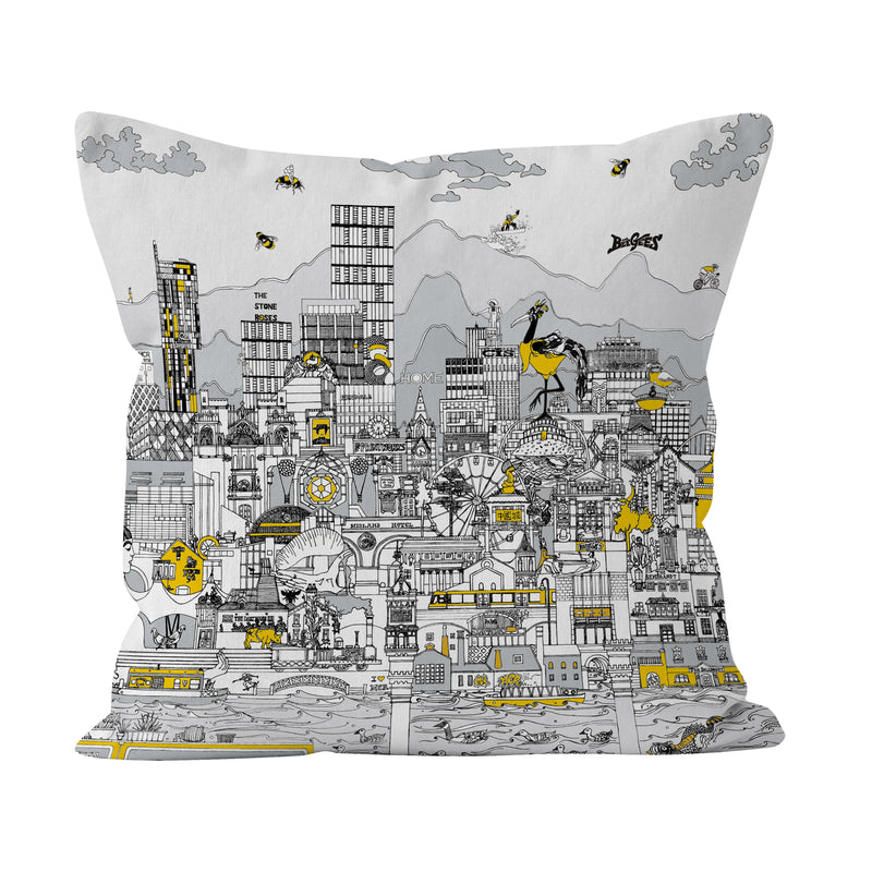 BGY Manchester Cushion