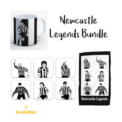 Newcastle Legends Bundle