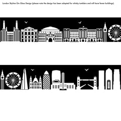 London Skyline Display Tumbler