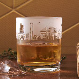 Manchester Skyline - 2nds  Tumbler