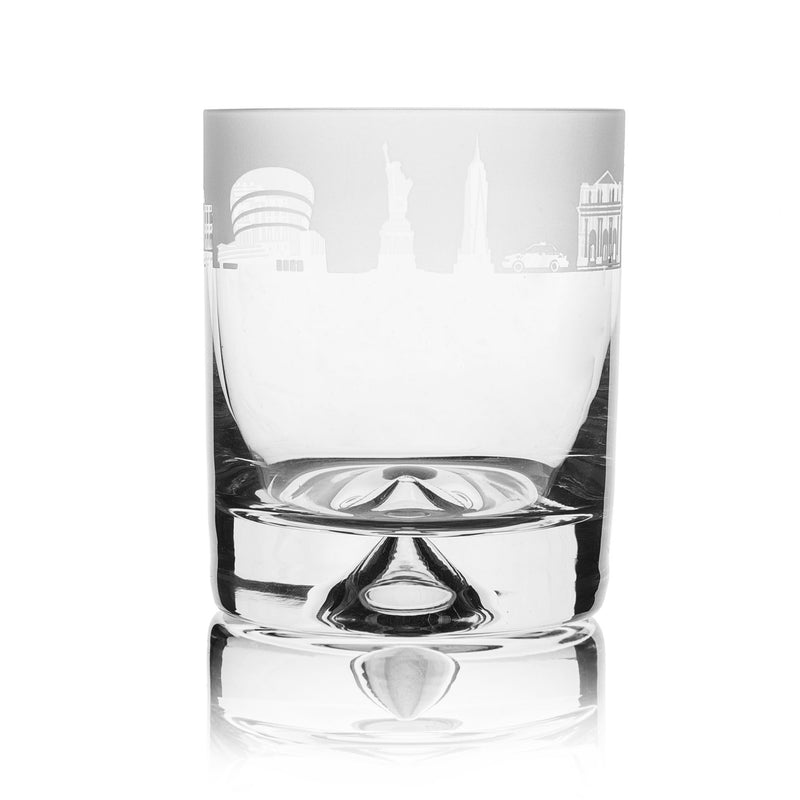New York Whiskey Tumbler