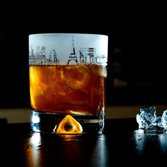 Paris Whiskey Tumbler 2
