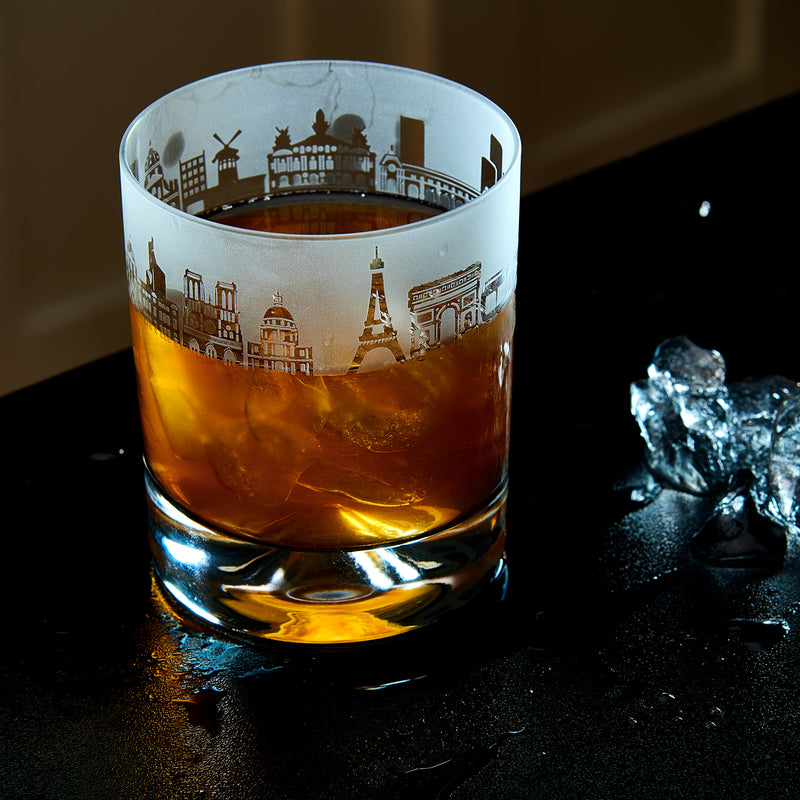 Paris Whiskey Tumbler