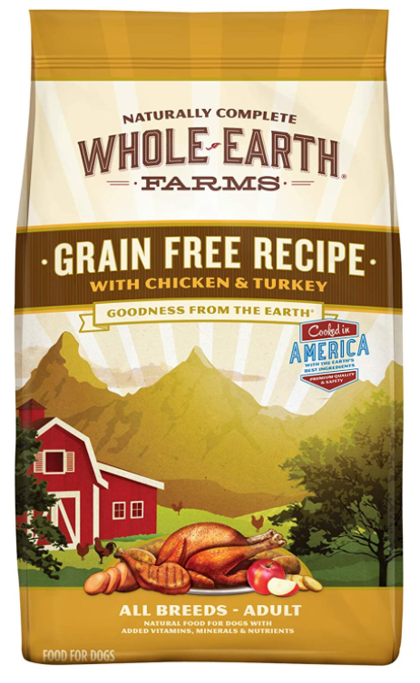 Grain Free Chicken and Turkey