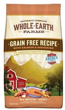 Whole Earth Farms Grain Free Salmon
