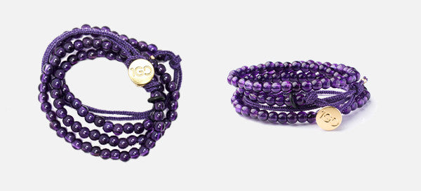 "Limited Edition ""Beloved"" Amethyst 1GD"