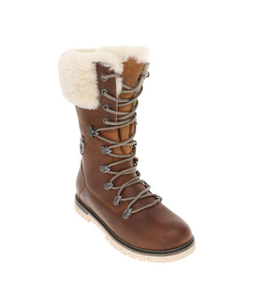 Sherbrooke Sunset Wheat Brown Women's