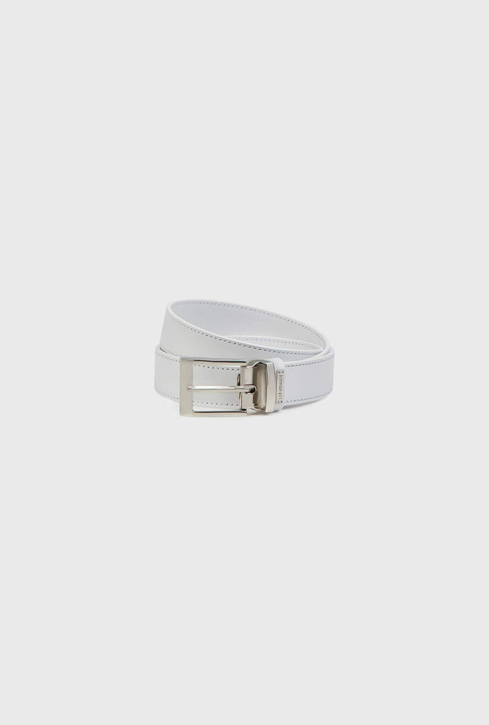 CLASSIC BELT WITH METAL BUCKLE