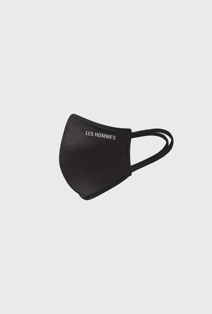 MOUTH MASK WITH PRINTED LOGO