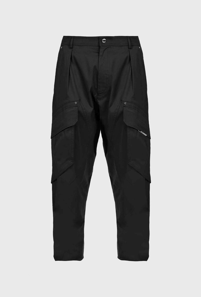 CARGO PANTS IN TWILL COTTON