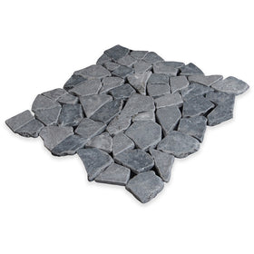 fit mosaic tile grey