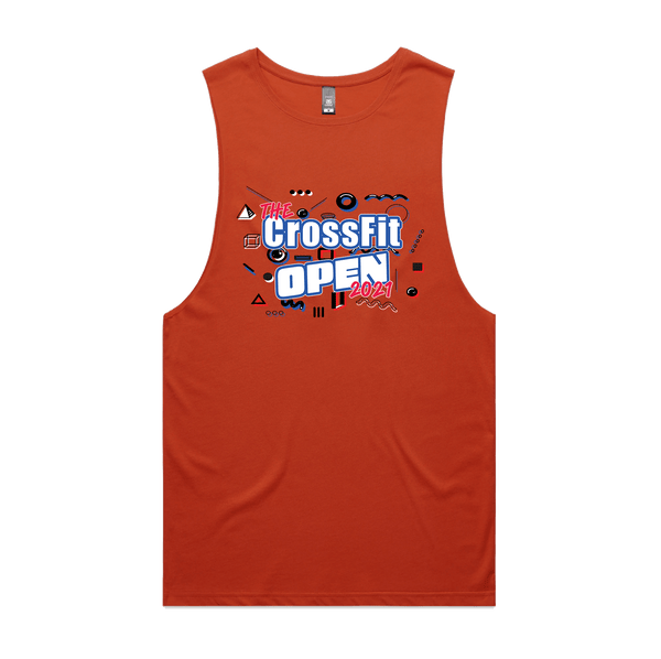 CROSSFIT OPEN 2021 Mens Tank (