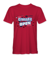 CROSSFIT OPEN 2021 Mens Tee (