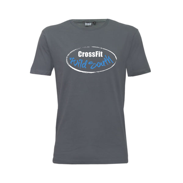 Mens Classic - CrossFit Wild South 100 Word Tee / 4 colour options / End of Line Stock