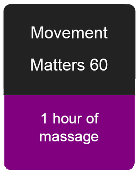 Movement Matters 60