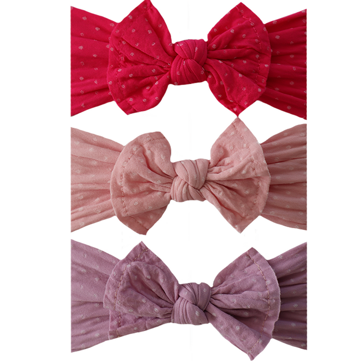 Polka Bow Bundle