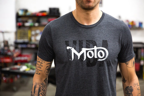 MotoVida Norton Parody Men's T-Shirt