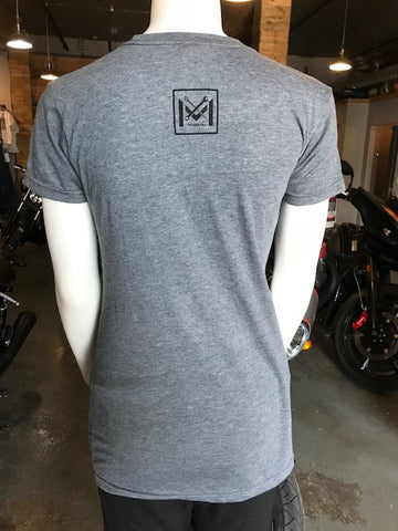 Ladies' MotoVida 'Circle' Tee