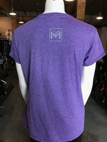 "MotoVida Ladies' ""Fist"" Tee"