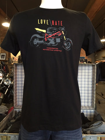 MotoVida Love / Hate Youth T-Shirt