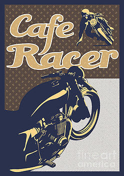 "Moto themed art prints by Sassan Filsoof 11""x17"""