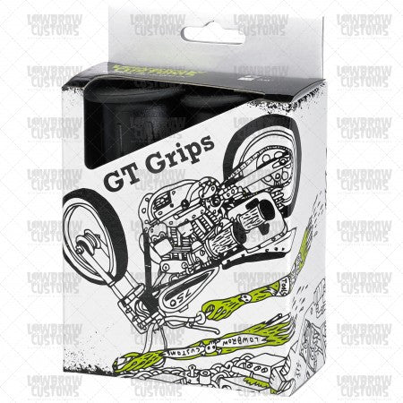Lowbrow Customs GT Grips - 1 inch