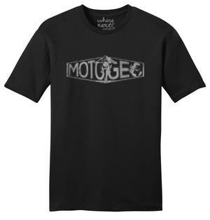 MotoGeo Men's Logo T Shirt