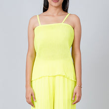 Load image into Gallery viewer, Neon Green Camisole