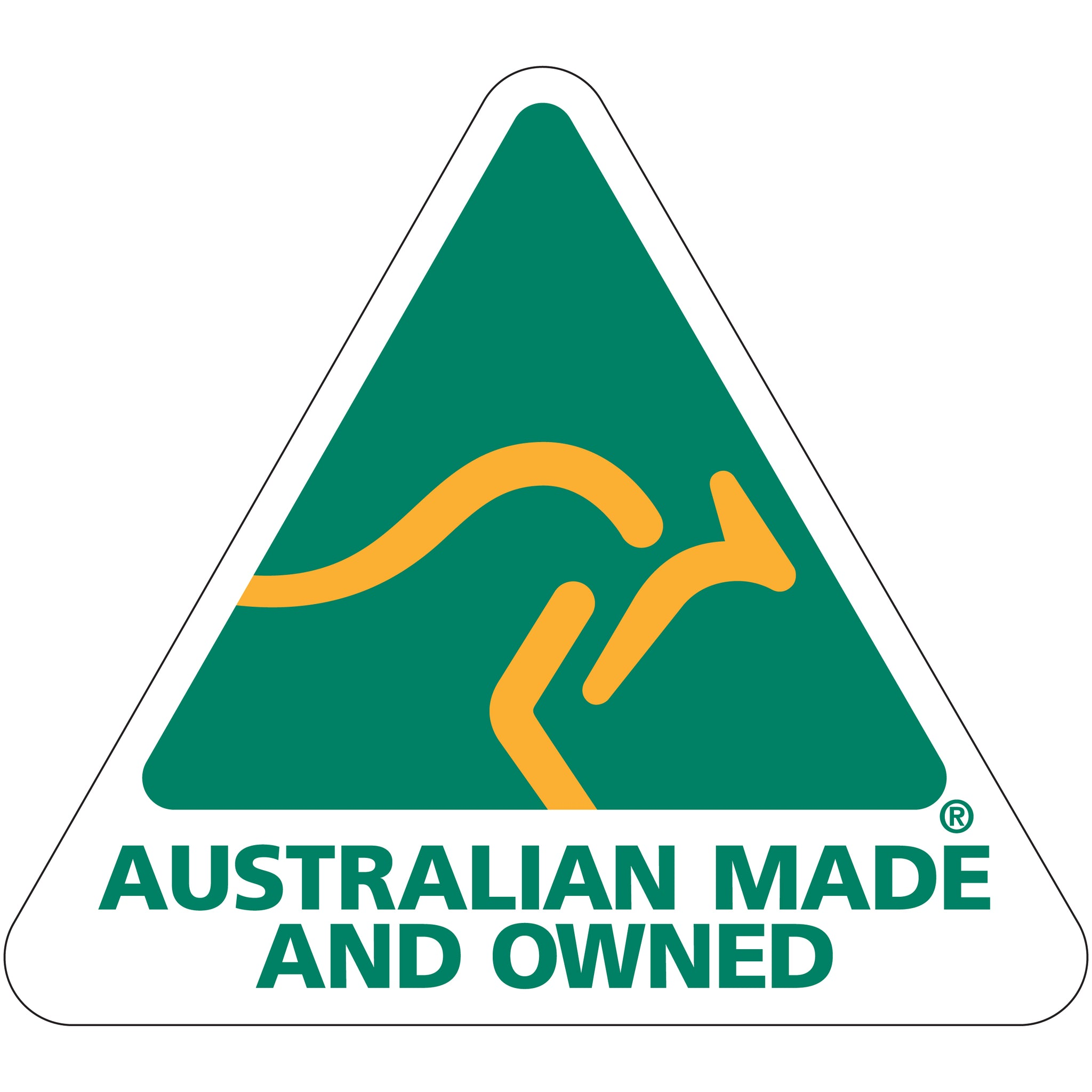 Australian Made and Owned Logo 2