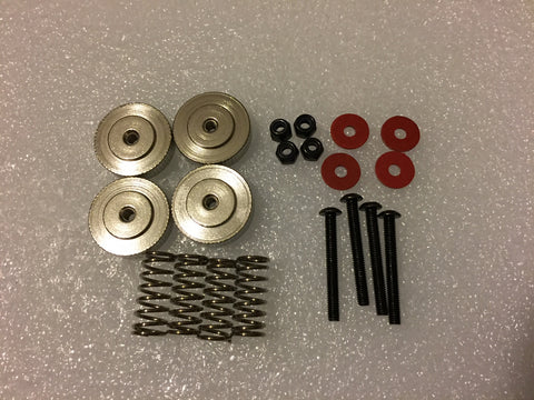 i3/i3PLUS/i3 Mini Thumb nut bed levelling kit