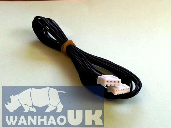 D4 Motor Cable - BLACK