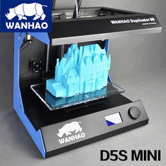 Wanhao Duplicator 5S Mini + Enclosure **FLASH SALE PRICE**