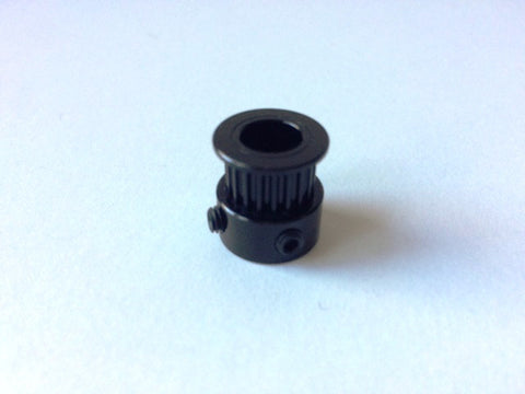D6 Pulley 20-2GT-Φ8 - Rod fitting