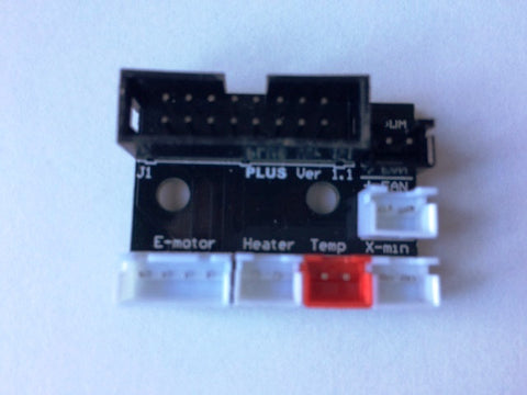 i3 Plus interface keypin