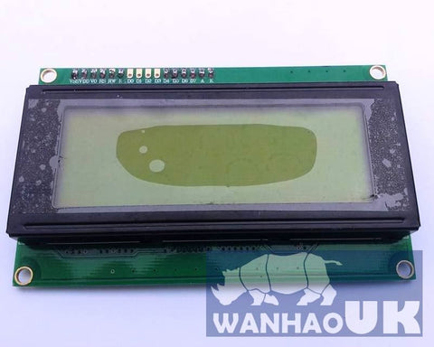 D4 LCD Display Screen