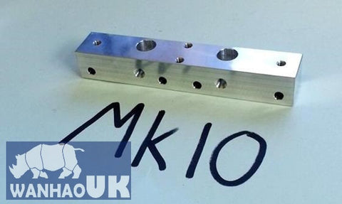 D4 Mk10 Large Extruder Metal Bar Mount
