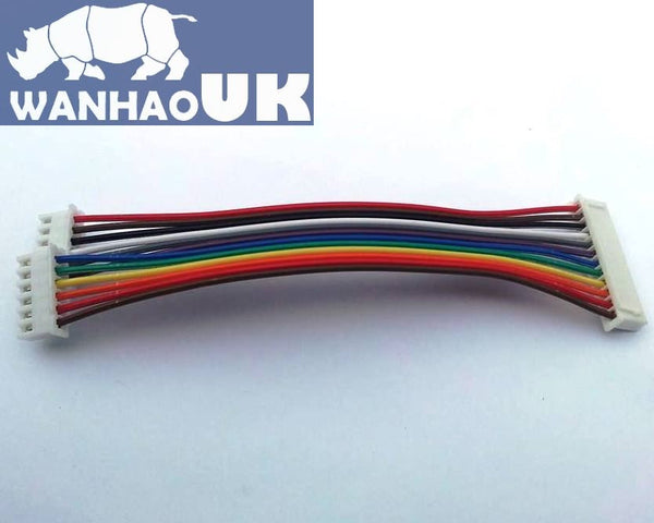 D4 LCD Rainbow Cable