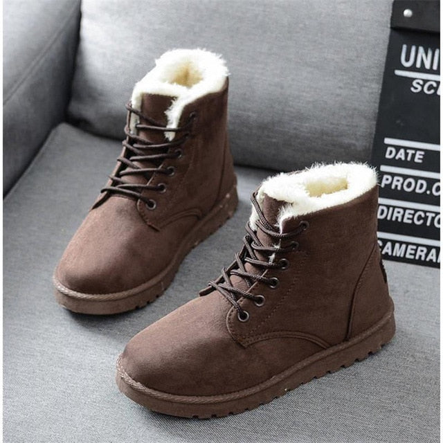 Spartose Women's High Quality Snow Boots 2020!