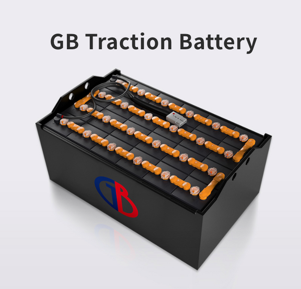 GB Traction Battery VCIS720