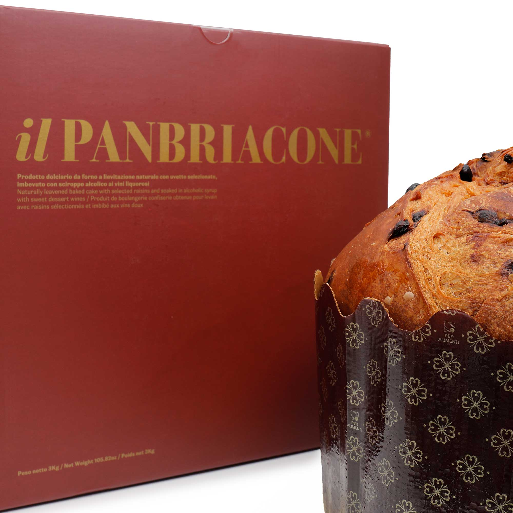 Il PANBRIACONE 3kg