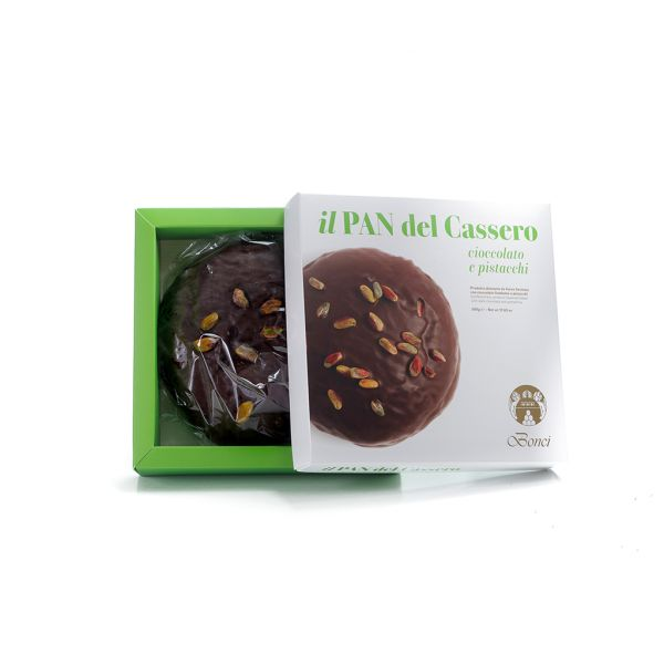 PAN DEL CASSERO - Chocolate 500g