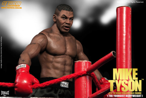 "1:6th MIKE TYSON ""The Youngest Heavyweight"" Collectibles Figure"