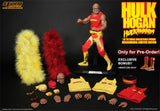 1:6th  HULK HOGAN - HULKAMANIA Collectible Figure